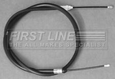 RENAULT CLIO Mk2 2.0 Handbrake Cable Left 01 to 05 Hand Brake Parking Firstline