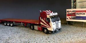 WSI Models Scania Centurion 143 Ron Wood