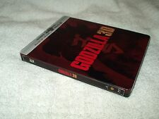 Blu Ray Movie Steelbook Godzilla 3D