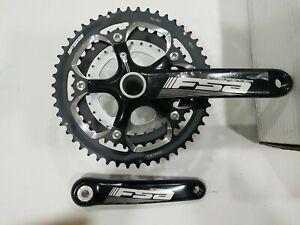 FSA Gossamer Road Bike Crankset 10 Speed 50/39T 130 mm BB30 - NEW