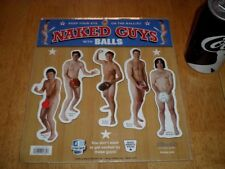 """"""" NAKED GUYS with BALLS """" MAGNETS, for KITCHEN RE-FRIDGE DOOR / ETC. PLACEMENT"""