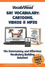 Vocabahead Sat Vocabulary : Cartoons, Videos and Mp3s by Vocabahead (2010,...