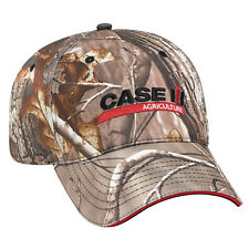 CASE IH AGRICULTURE REALTREE AP CAMOUFLAGE CAP NWT