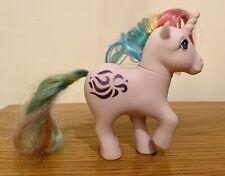 My Little Pony WINDY RAINBOW G1 1982 Vintage Hasbro Great Condition