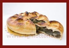 Pizza napoletana di olive e scarole 1,2 kg
