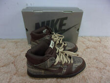 new style f7c2e 8feb0 NIKE DUNK HIGH PRO SB Tweed Shoes w Box Size 10 S36