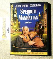 SPERDUTI A MANHATTAN DVD Paramount Widescreen Fuori Catalogo COME NUOVO SC22
