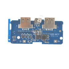 5V 2A Power Bank Charger Board Charging Circuit Step Up Module Dual USB Output M
