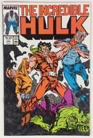 Incredible Hulk #330 First Todd Mcfarlane on hulk (Marvel 1987) NM- condition.