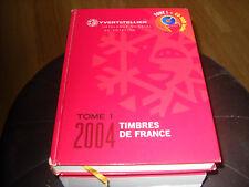catalogue Yvert de France