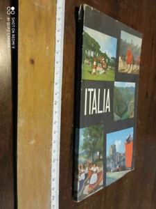 LIBRO:Italia rassegna dell'enit. sull'arte le bellezze i luogi turistici italian