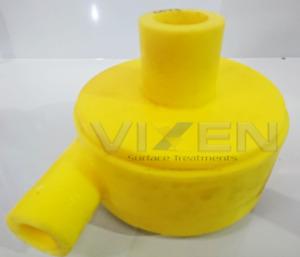 NEW Vixen Aquablast 2 Piece Polyurethane Pump Body (SMALL) - AQ016