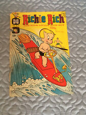 1967 Richie Rich Comic Book No. 60 from Harvey Comics - Used see desc.