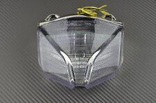Luz trasera LED claro con señal vuelta integrado MV Agusta BRUTALE 910 S & R
