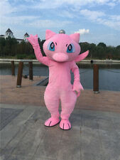 Hallowmas Pokemon Go Mythical Mascot Costume cosplay game Fancy Dress Adult NEW