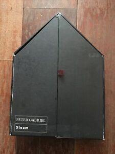 PETER GABRIEL 'STEAM' Coffret CD Musique Virgin 1993