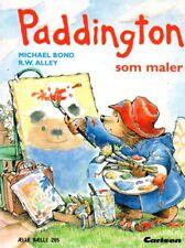 Buch Kinderbuch DÄNISCH, Paddington Som Maler, dansk