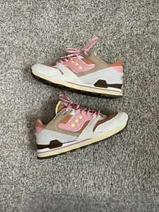Saucony Feature Courageous Bacon And Eggs Mens Size 8.5