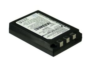 Battery For Olympus Camedia C-60 Zoom, Camedia C-70 Zoom, Camedia C-7000 Zoom