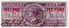(I.B) QV Revenue : Ireland Chancery Fee Fund 1/8d