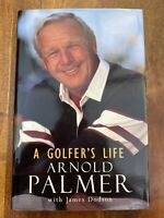 A Golfer's Life - Hardcover - 1999 - Arnold Palmer - (Very Good)