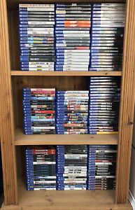 PS4 GAMES - Multi Game Listing - Create A Bundle For Discount