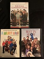 For Your Consideration / A Mighty Wind / Best In Show (DVD, 3-Disc Lot) BUNDLE