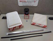Toyota Sienna 2004 Maintenance Filter & Wiper Service Kit Genuine OEM OE