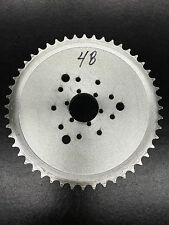 MOTORIZED BICYCLE SPROCKET 48T WORKS WITH MAG WHEELS OR THREE POINT ADAPTERS
