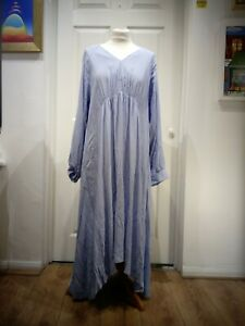 Kin By John Lewis Maxi Dress With Pockets UK12 RRP 89