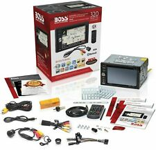 BOSS Audio Systems BVNV9384RC Car GPS Navigation, DVD Player, New, Free Shipping