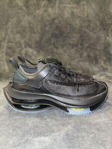 Nike Zoom Double Stacked Black (W) - CI0804 001 - Women's Size 7