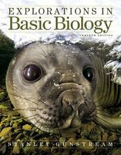 Explorations in Basic Biology (12th Edition)