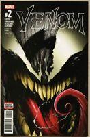 Venom #2-2017 nm 9.4 1st STANDARD Cover Gerardo Sandoval