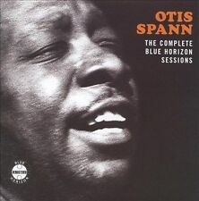 Complete Blue Horizon Sessions by Spann, Otis
