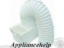 UNIVERSAL TUMBLE DRYER VENT HOSE CONDENSER VENT KIT