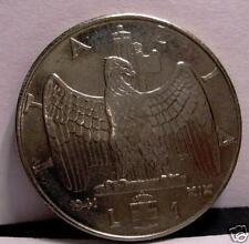 1  Lira 1941   conservazione  SPL