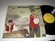 THE BUDAPEST GIPSIES Qualiton NM/MINT! Hungarian Pressing