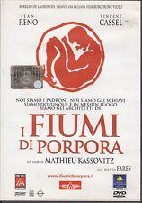 I FIUMI DI PORPORA - DVD