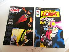 LOT 2 * VALIANT COMICS *THE H.A.R.D.  CORPS *1994 # 23.  & 1995. # 26.   F/F