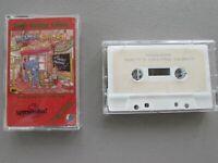 Psalty's Christmas Calamity Cassette & Accompaniment Track Kids Program Set of 2