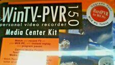 Hauppauge WinTV-PVR-150  TV Tuner/Personal Video Recorder WIRELESS REMOTE MCE PC