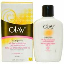 Olay Complete All Day Moisture SPF 15 Skin Cream 6 Oz