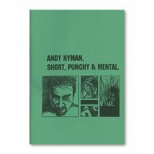Short, Punchy, & Mental: Lecture Notes by Andy Nyman & Alakazam Magic - Book
