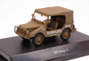 DKW Munga 4 Himalaya Expedition 1958 1:43 Model 56031 Starline Models