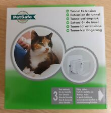 PetSafe Staywell, Deluxe Tunnel Extension, White, 47mm, Easy Fitting UK