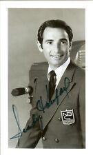 1967 sandy koufax nbc tv autograph photo original dodger great baseball pitcher