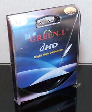 72 mm Green L Filtre ND 4 Grey Graufilter D HD Pour Canon Minolta Lens Filter SLR