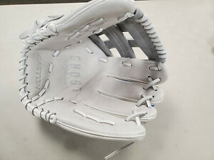 Easton Softball Ghost Series 11.75 H WEB RHT White/Gray(GH1175FP)New with Tags