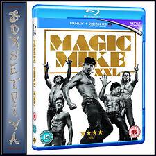 Magic Mike XXL Blu-ray 2015 Region DVD 5051892189200